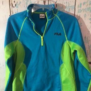 Fila Other - Women's zip up sweatshirt